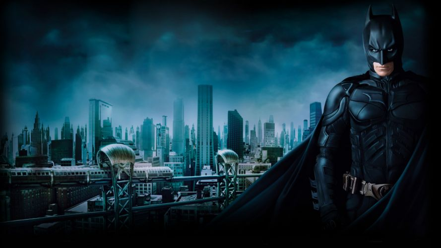 THE DARK KNIGHT batman superhero g wallpaper