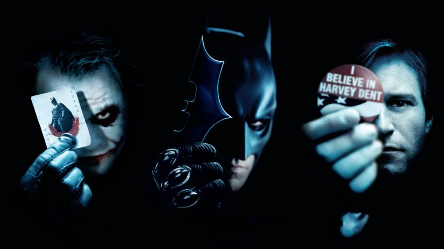 THE DARK KNIGHT batman superhero joker f wallpaper