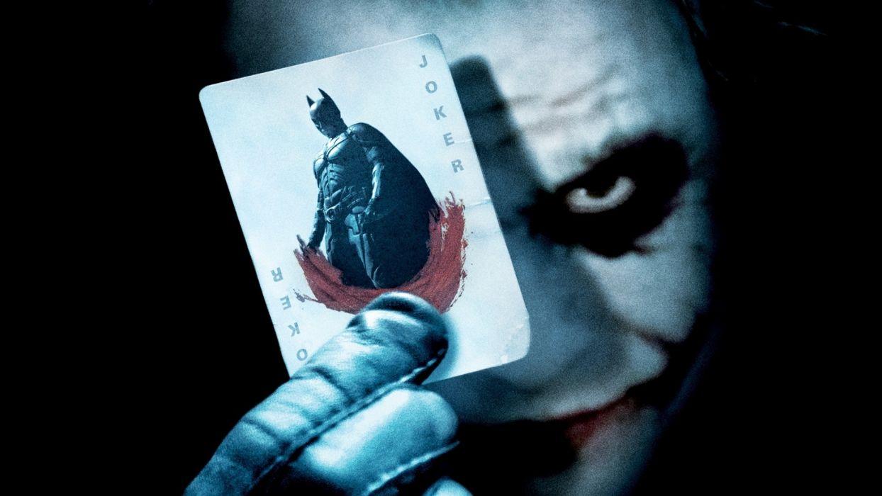 THE DARK KNIGHT batman superhero joker wallpaper