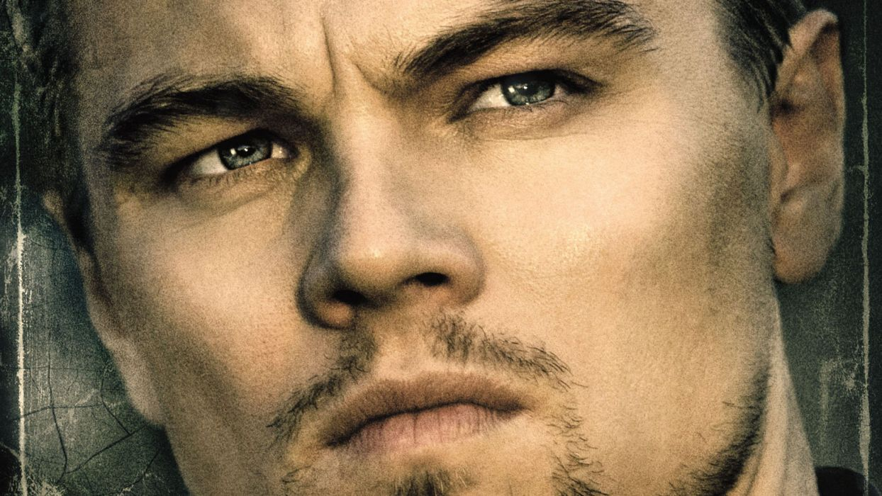THE DEPARTED dicaprio  s wallpaper