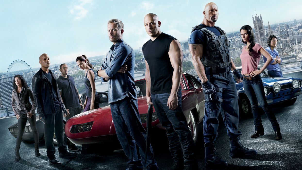 FAST AND THE FURIOUS 6 wallpaper