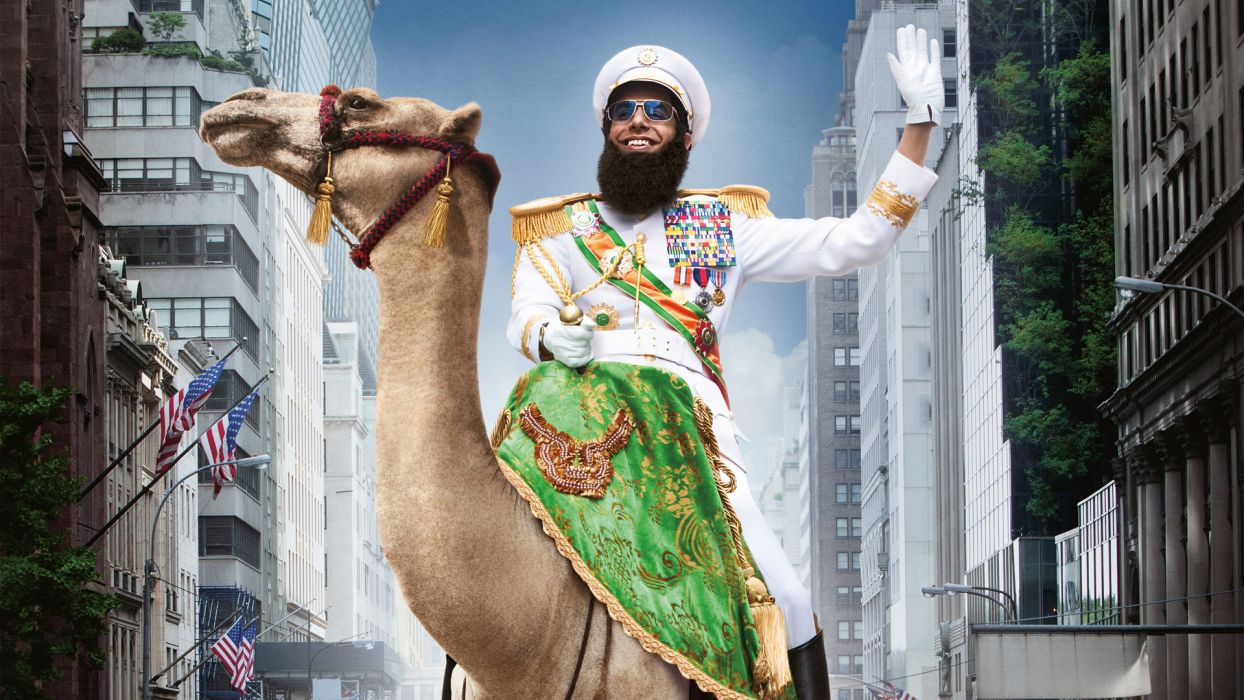 THE DICTATOR   ds wallpaper