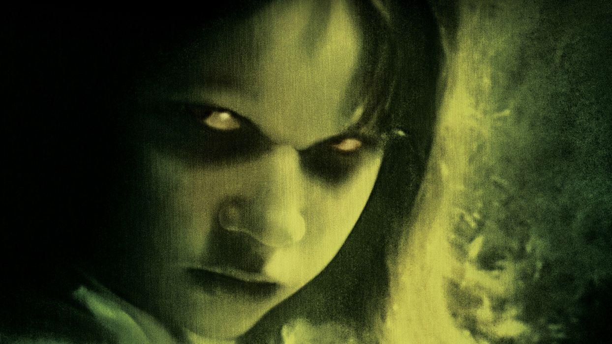 THE EXORCIST dark horror demon wallpaper