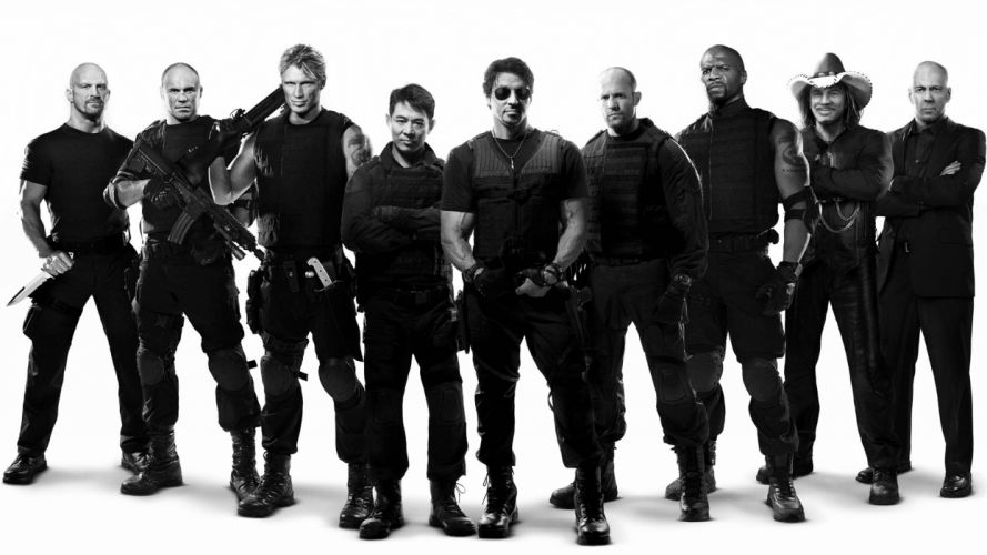 THE EXPENDABLES g wallpaper