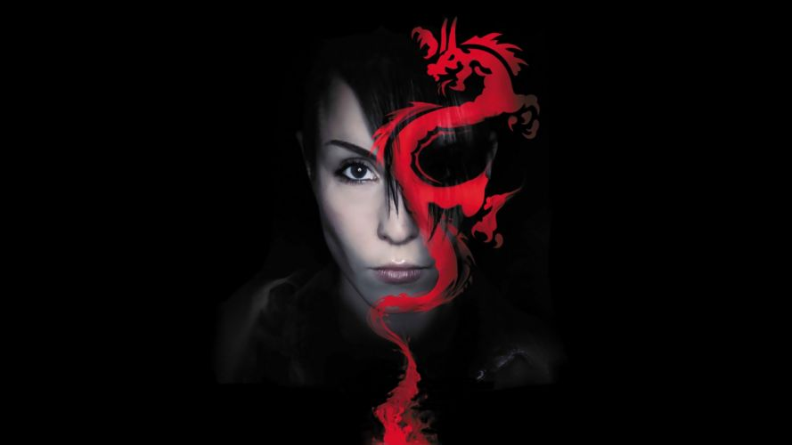 GIRL WITH THE DRAGON TATTOO wallpaper