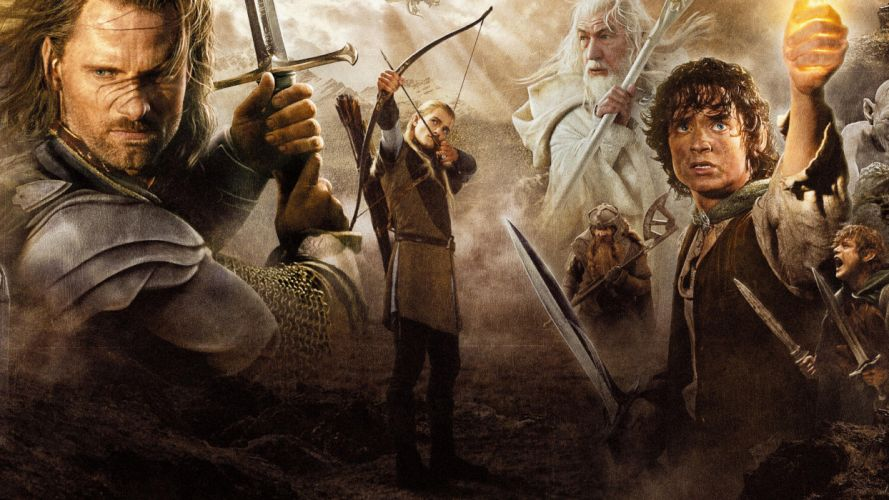 LORD OF THE RINGS FELLOWSHIP RING lotr fantasy wallpaper