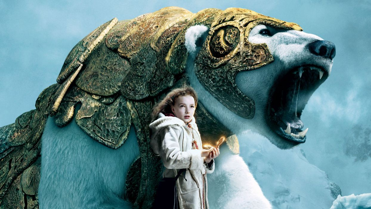 THE GOLDEN COMPASS fantasy g wallpaper