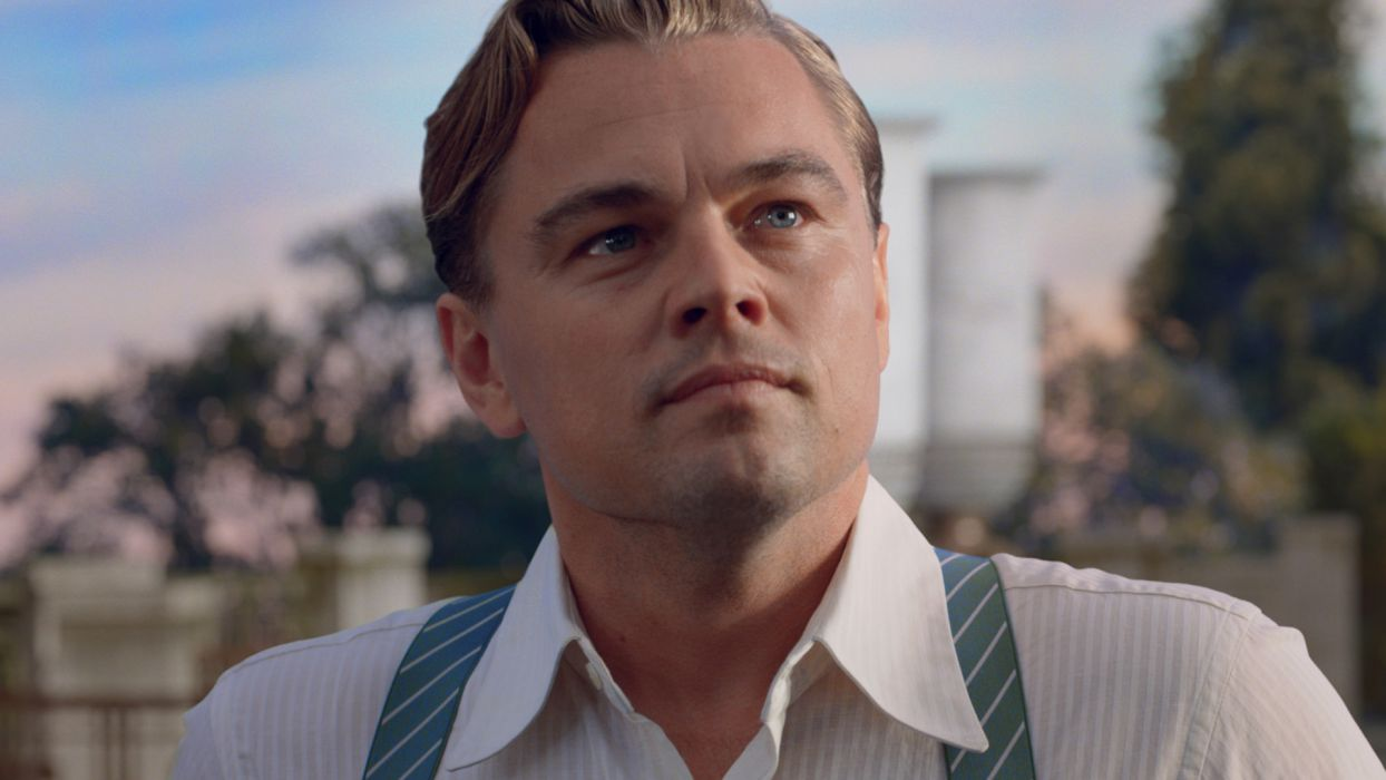 THE GREAT GATSBY dicaprio wallpaper
