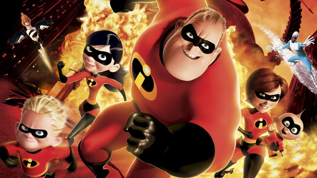 THE INCREDIBLES    g wallpaper