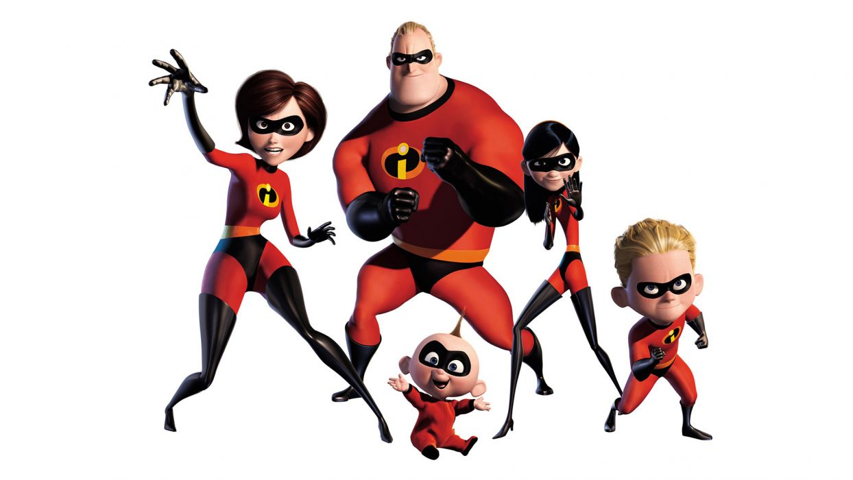 THE INCREDIBLES f wallpaper