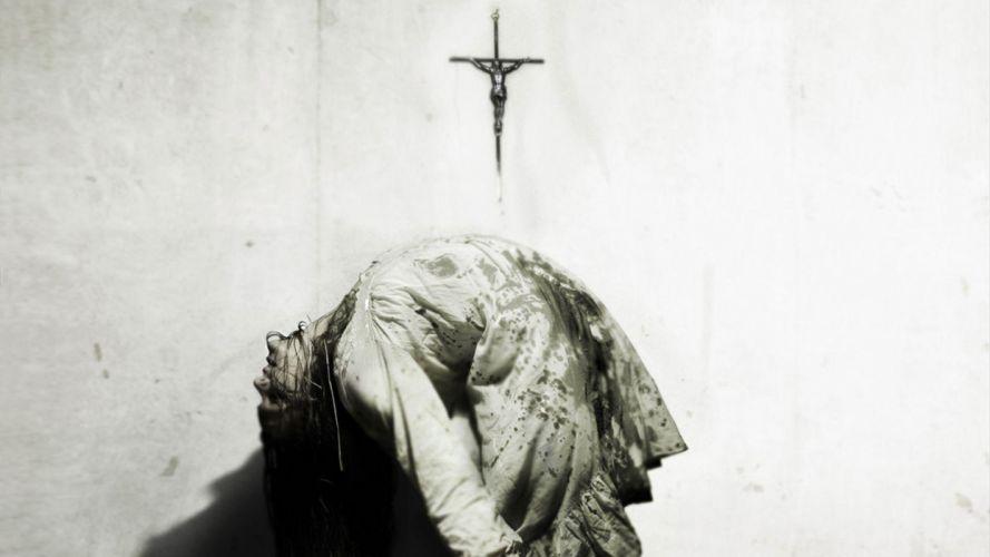 THE LAST EXORCISM dark horror demon wallpaper
