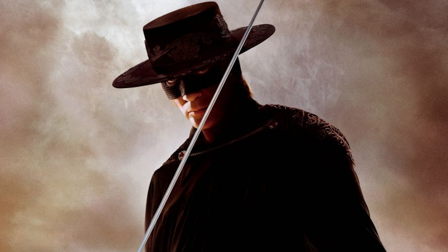 THE LEGEND OF ZORRO d wallpaper