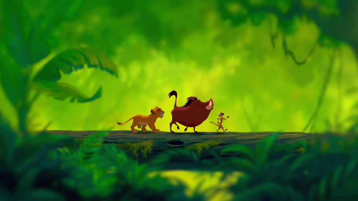 THE LION KING   d wallpaper