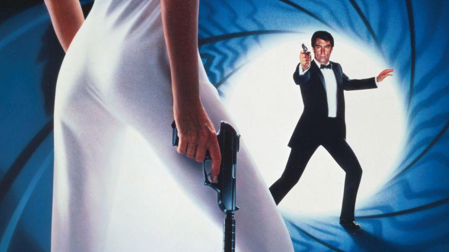 THE LIVING DAYLIGHTS james bond 007 d wallpaper