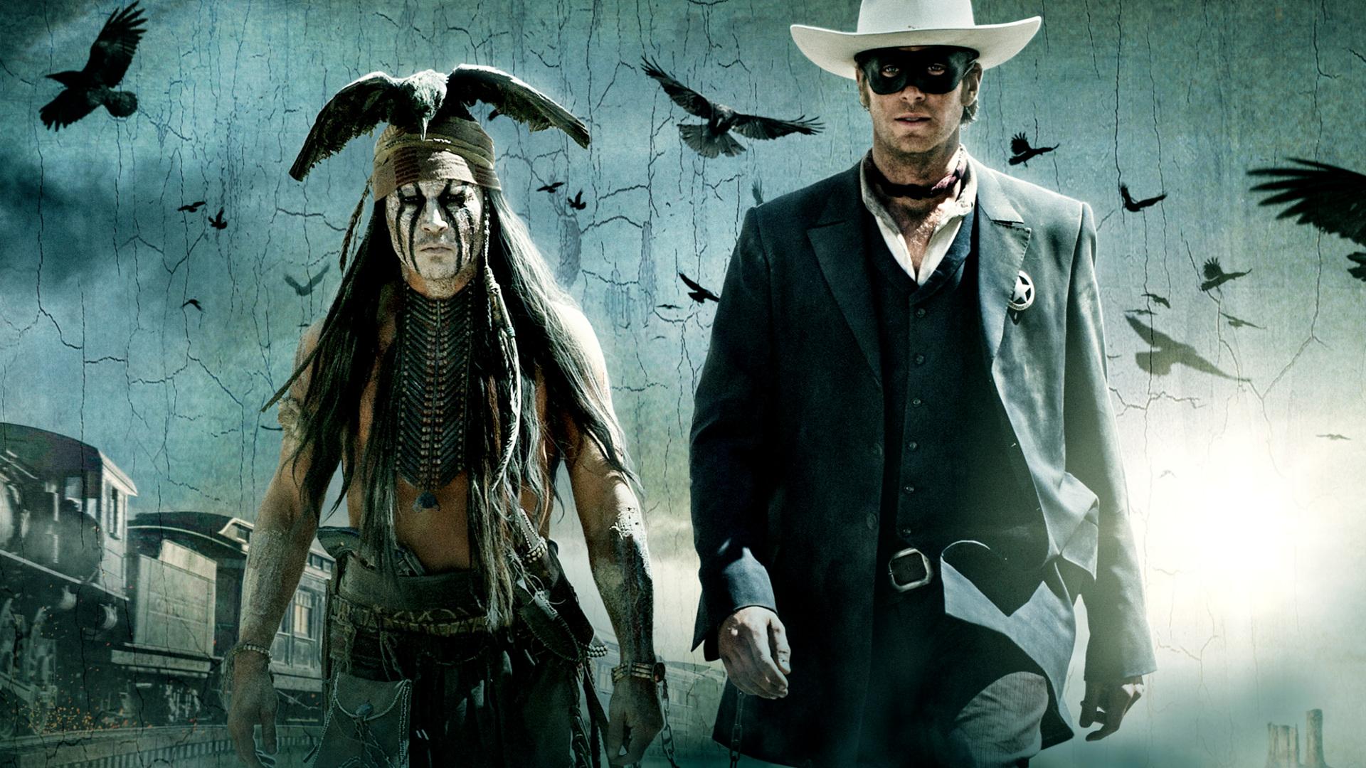 Watch The Lone Ranger (2013) Full Online - M4Ufree