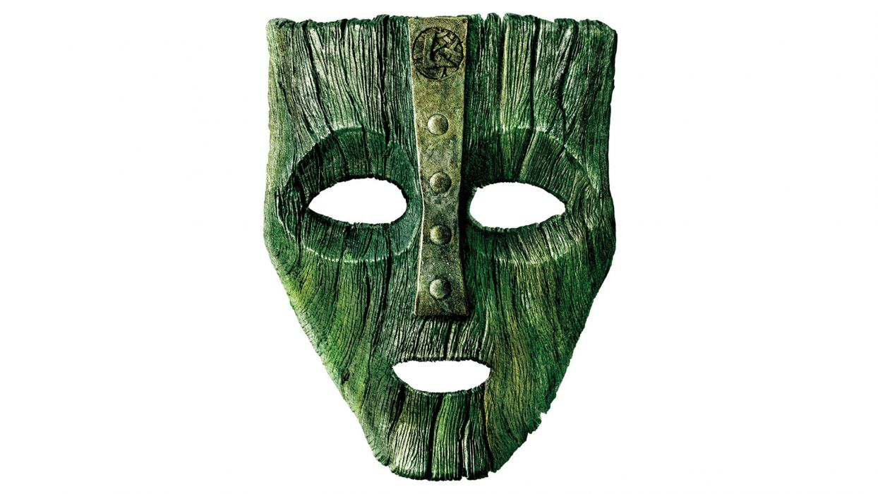 THE MASK wallpaper