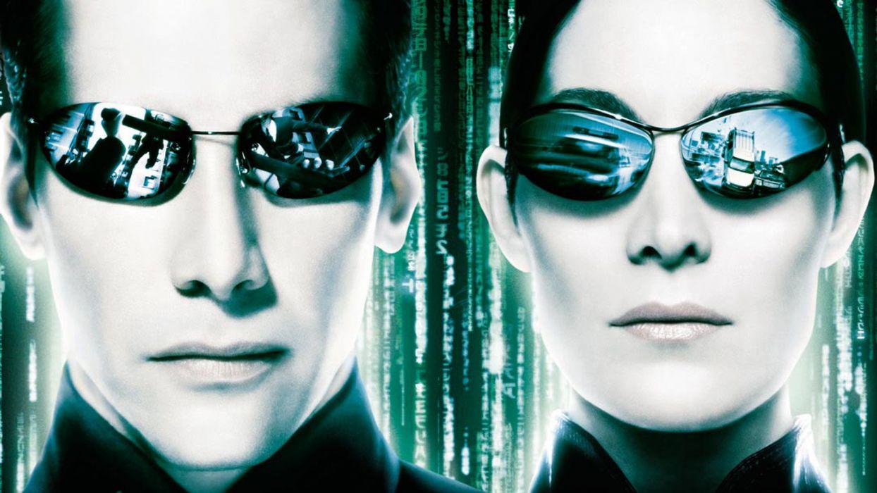 cf44ab2c3763 THE MATRIX RELOADED glasses sunglasses sci-fi wallpaper