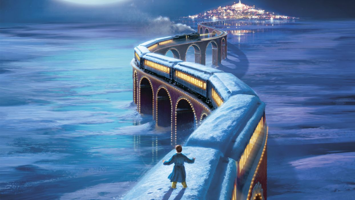 THE POLAR EXPRESS  f wallpaper