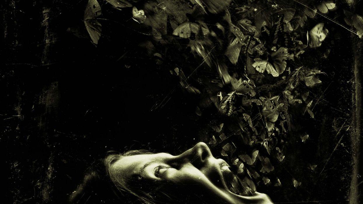 THE POSSESSION dark horror gothic wallpaper