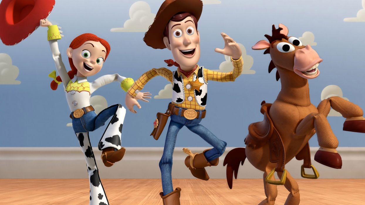 TOY STORY 2 fg wallpaper
