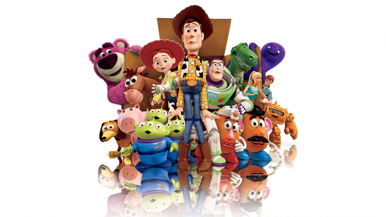 TOY STORY 3 f wallpaper