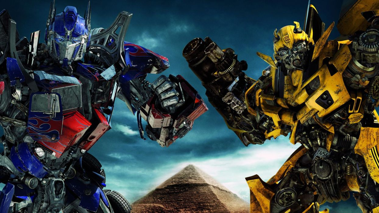 Transformers Revenge Fallen Mecha Wallpaper 1920x1080 103051