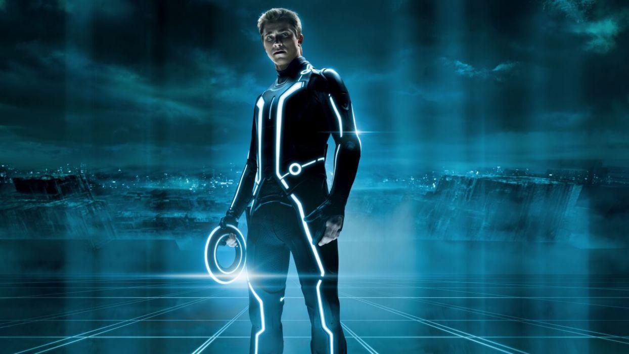 TRON LEGACY sci-fi     h wallpaper