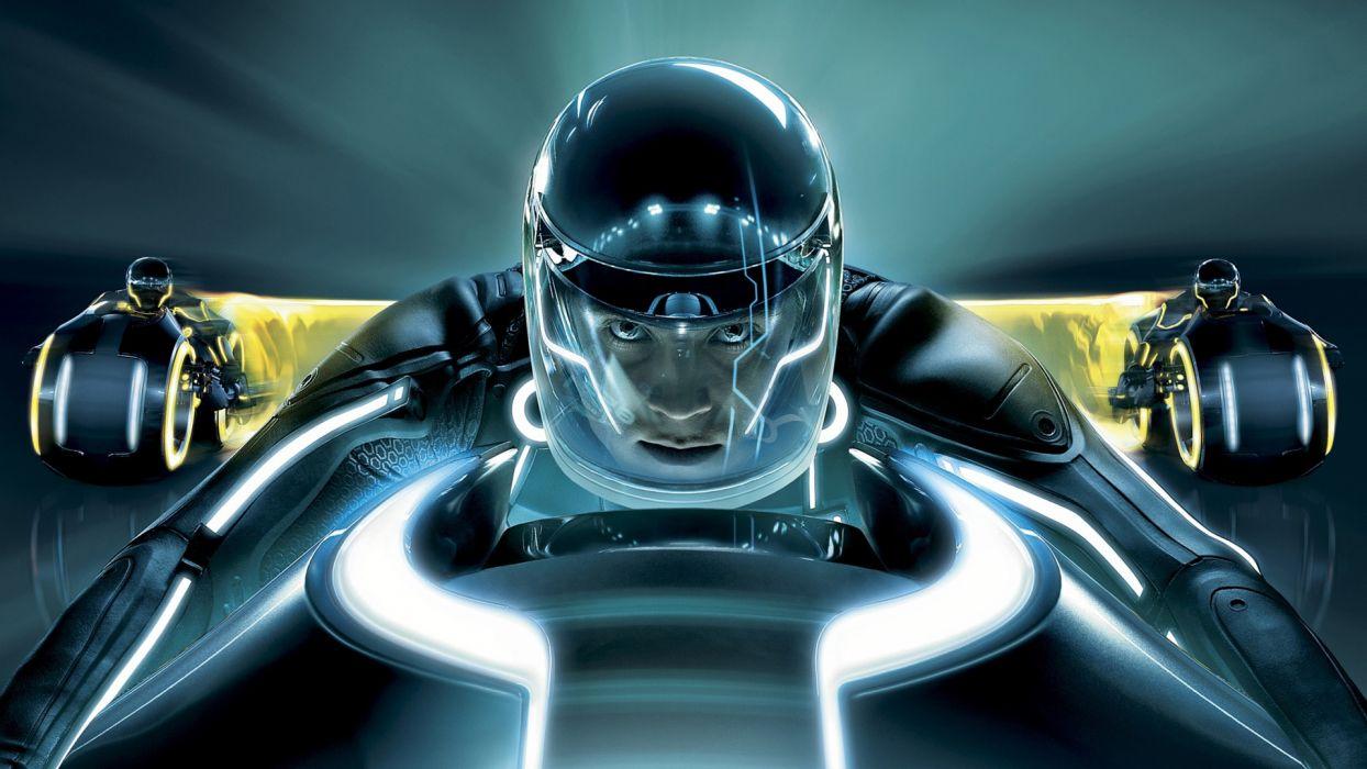 TRON LEGACY sci-fi   g wallpaper