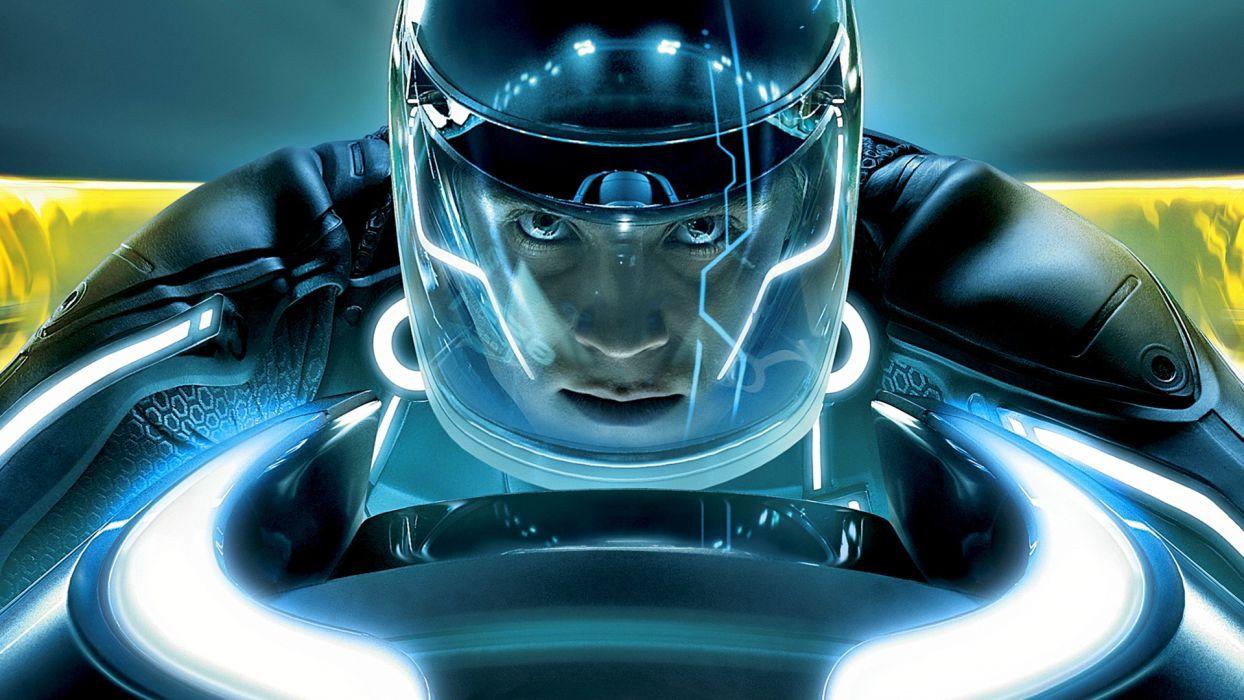 TRON LEGACY sci-fi  j wallpaper