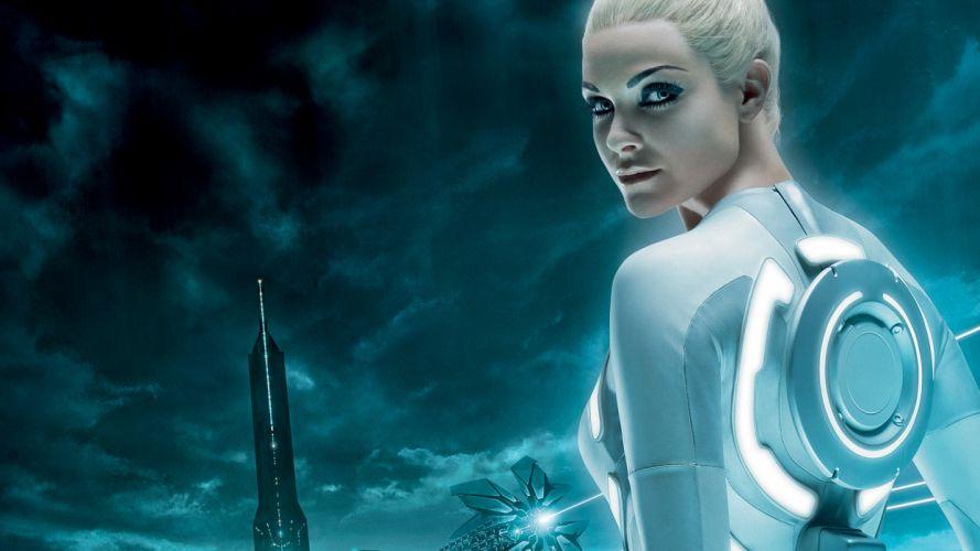 TRON LEGACY sci-fi gd wallpaper