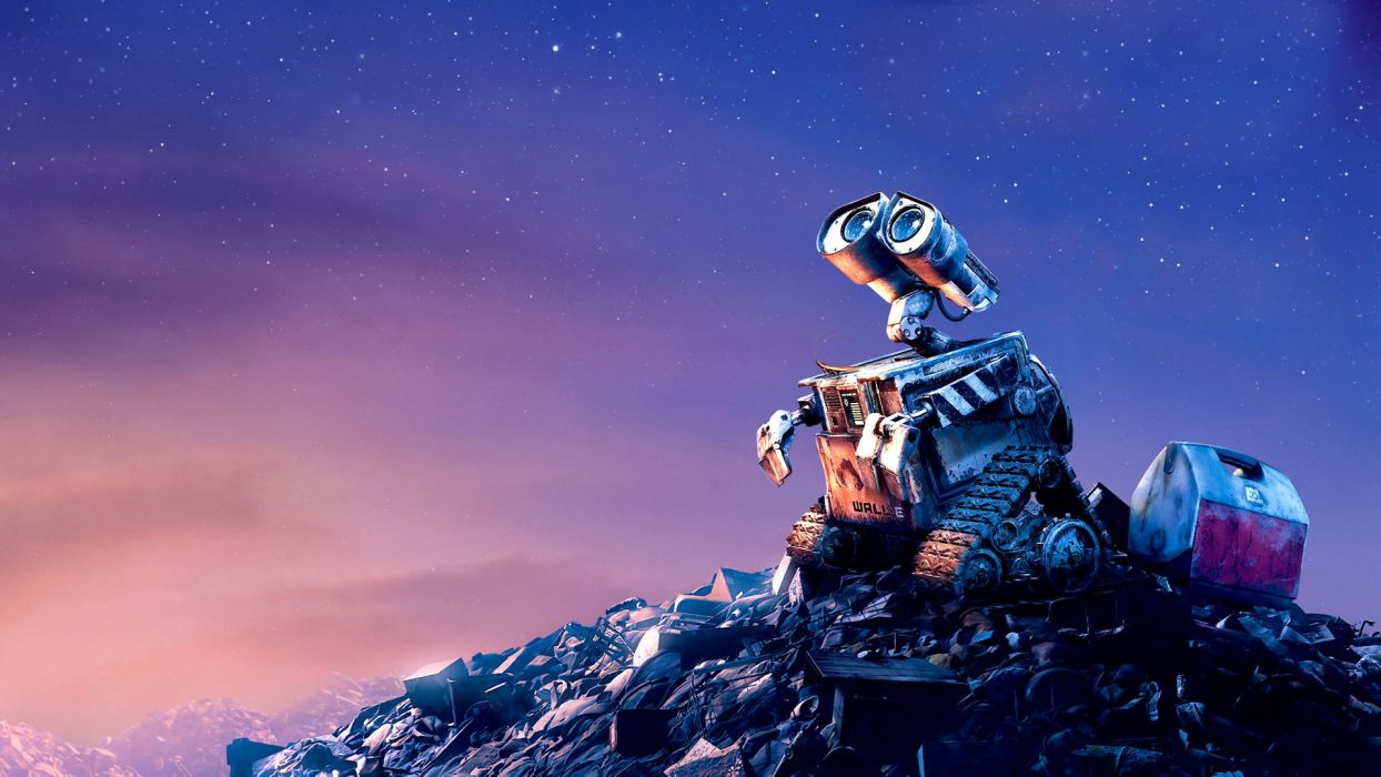 WALL-E     h wallpaper