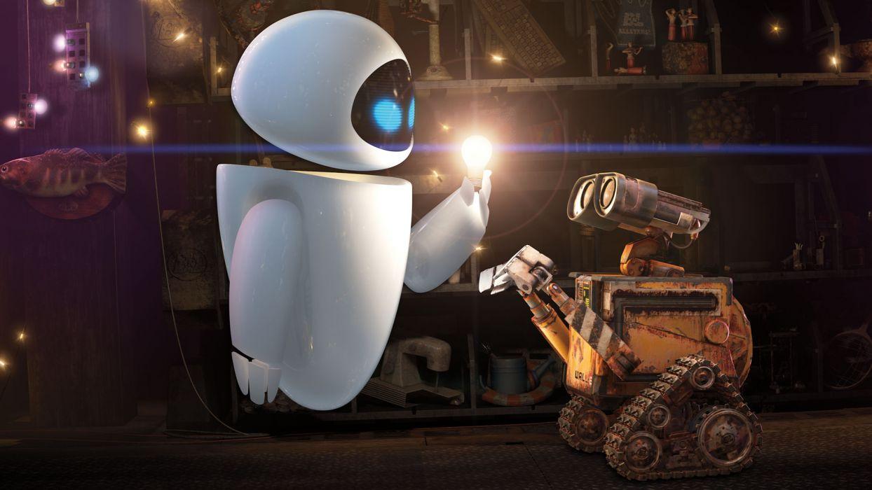 WALL-E    d wallpaper