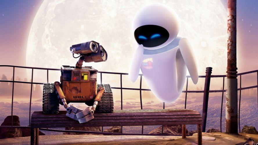 WALL-E a wallpaper