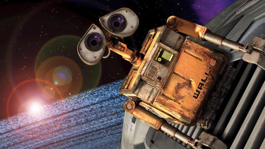 WALL-E r wallpaper