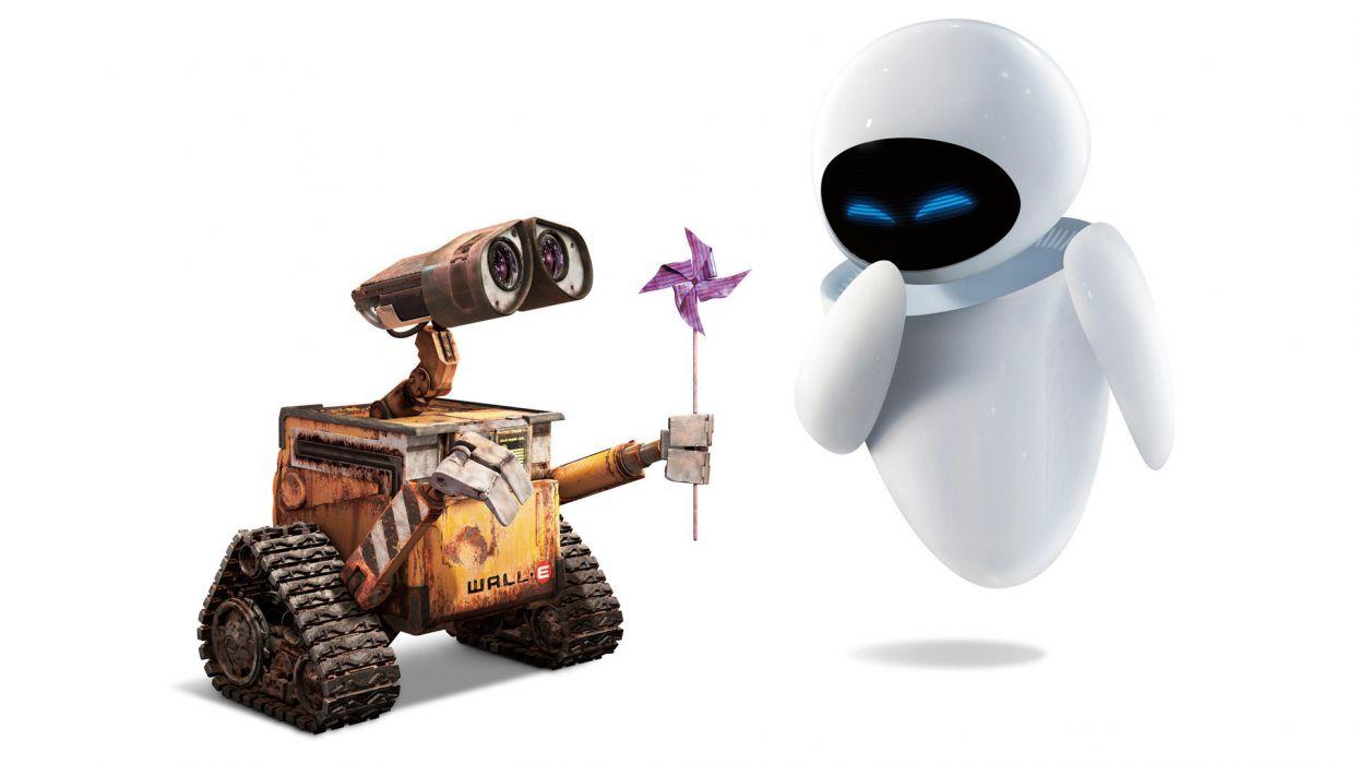 WALL-E w wallpaper