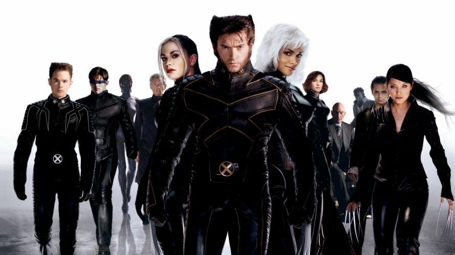 X2 X-MEN UNITED superhero f wallpaper