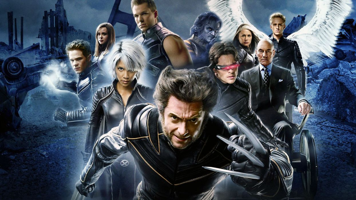 X-MEN LAST STAND superhero   f wallpaper