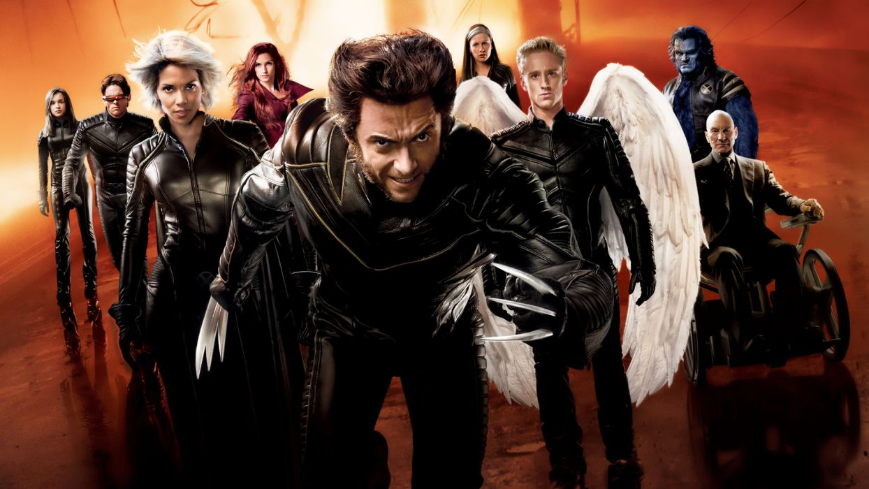 X-MEN LAST STAND superhero wallpaper
