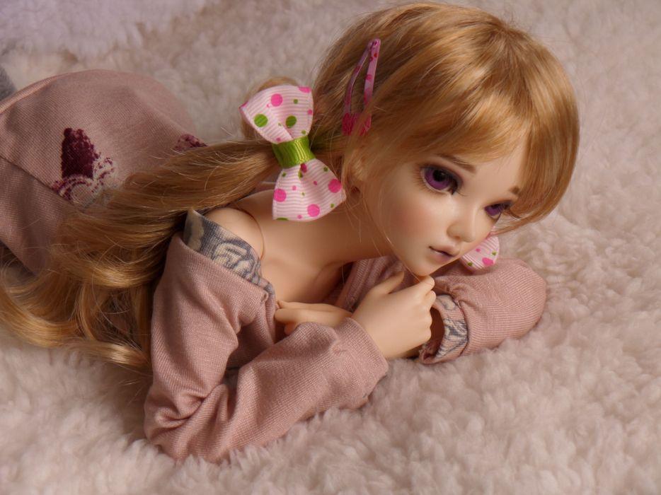 Toys Doll Hair toy dolls girl girls wallpaper