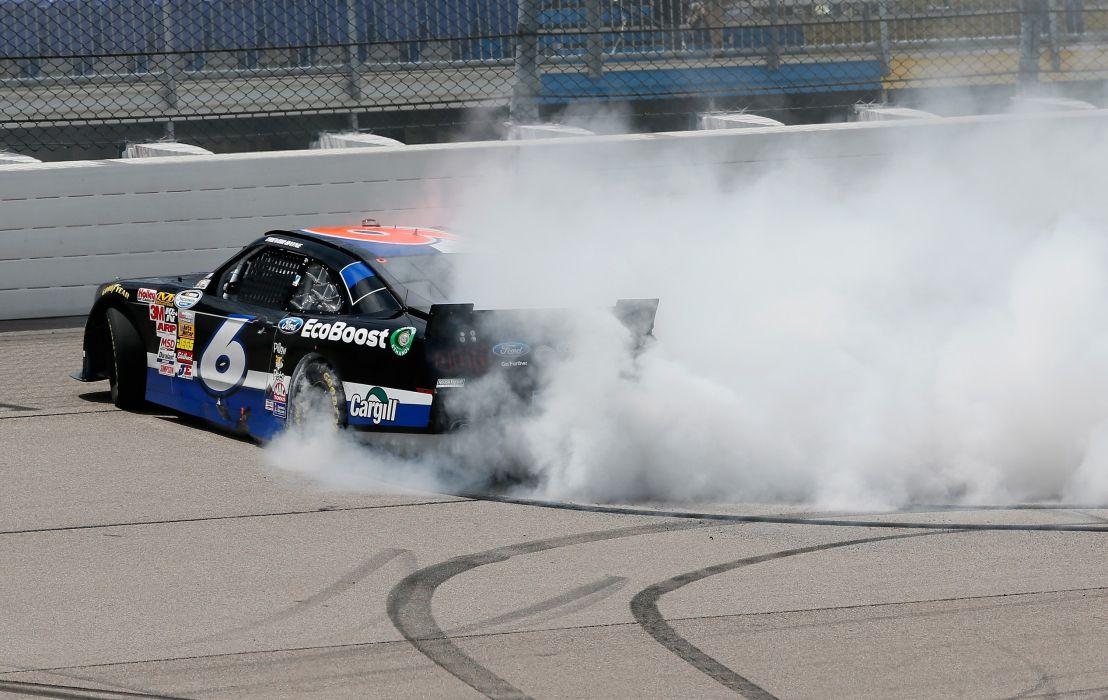 nascar race racing sport sports burnout smoke wallpaper