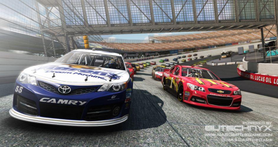 NASCAR The Game 2013 race racing d wallpaper