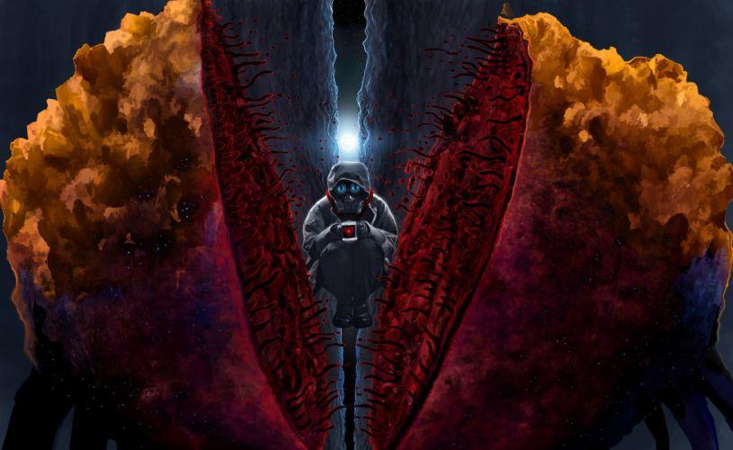 Romantically Apocalyptic heroes comics comic sci-fi futuristic mask dark d wallpaper