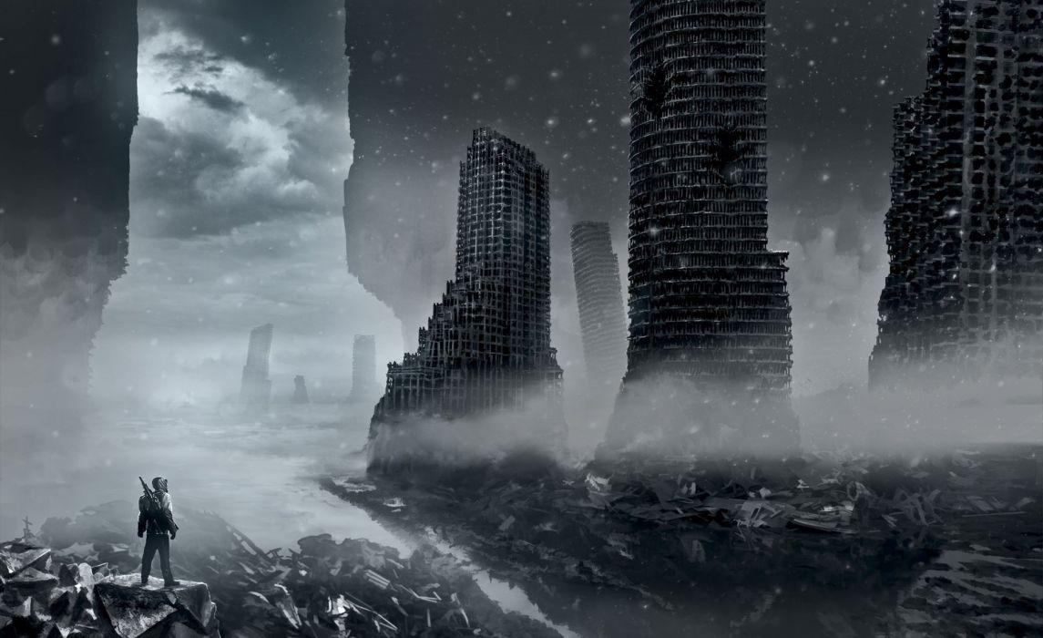Romantically Apocalyptic heroes comics comic sci-fi futuristic mask dark     e wallpaper