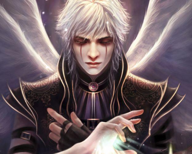 Fantasy magic d wallpaper