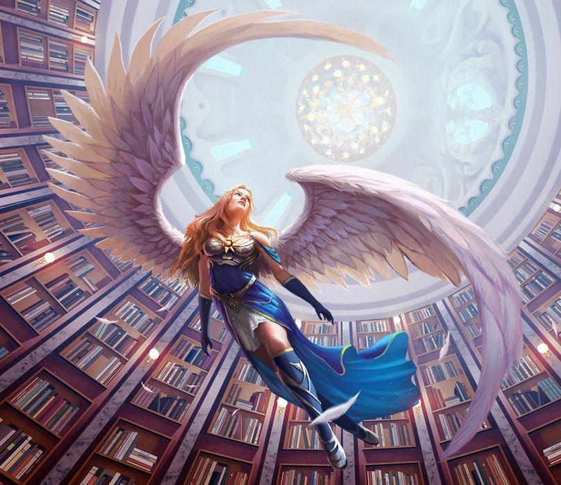 Angels Wings Flight Fantasy Girls angel wallpaper