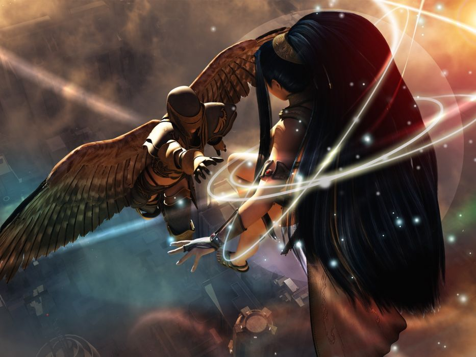 Angels Warriors 3D Graphics Fantasy Girls angel wallpaper