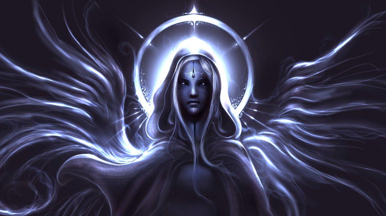 Angels Fantasy angel wallpaper