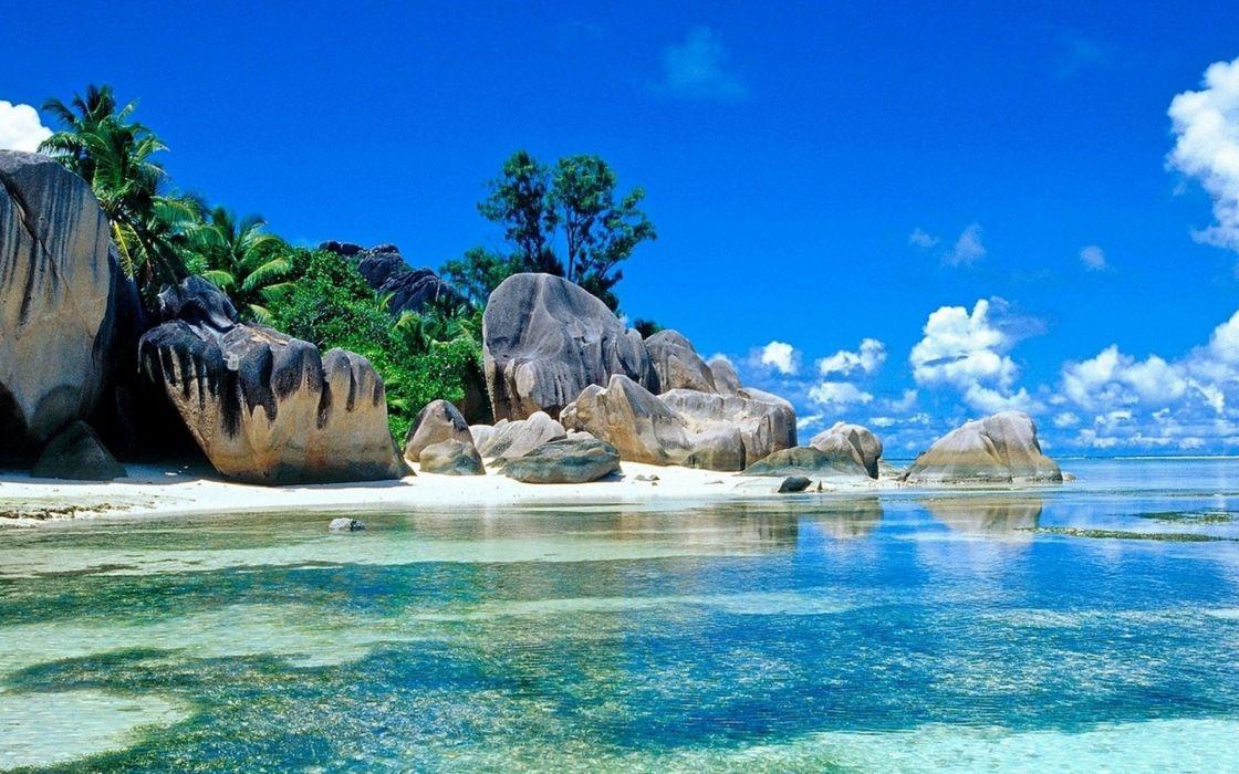 Seychelles-Islands wallpaper