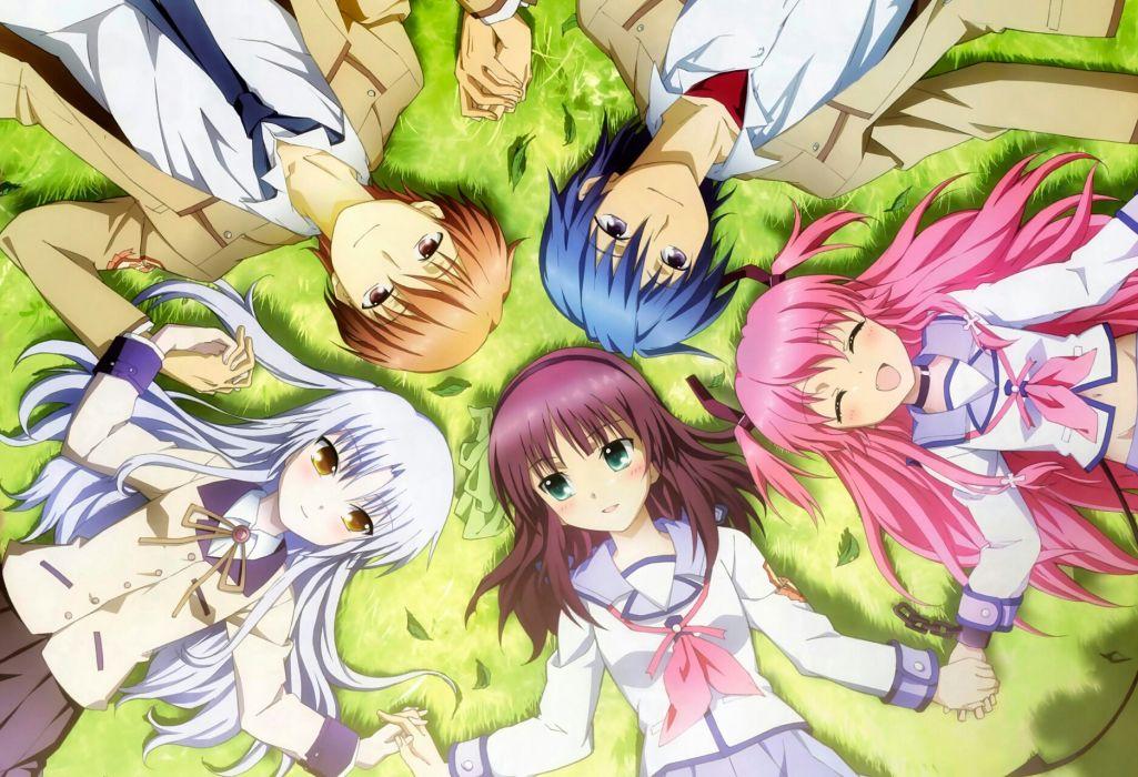 Angel Beats! Tachibana Kanade wallpaper