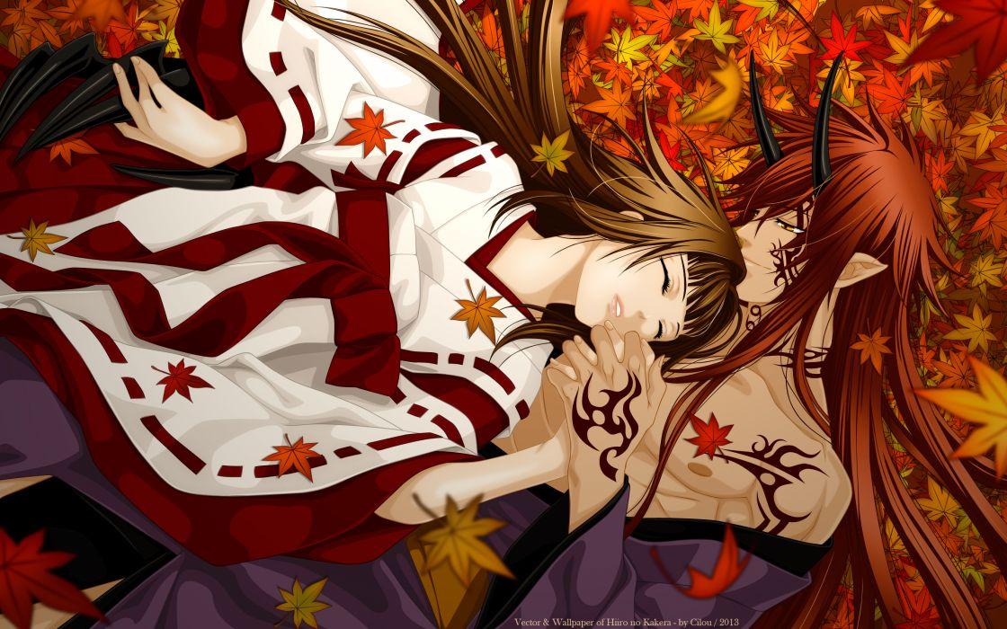Hiiro no Kakera wallpaper